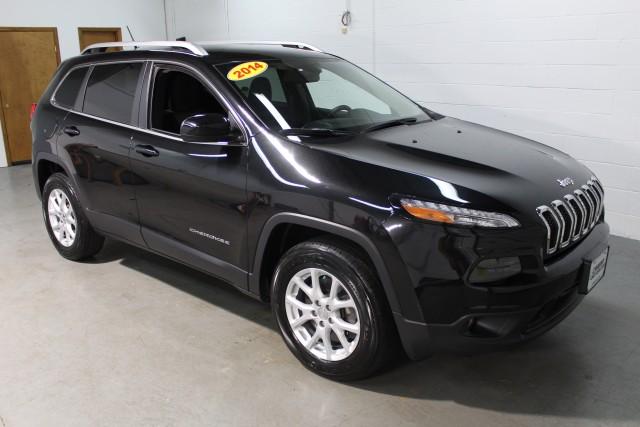 2014 JEEP CHEROKEE LATITUDE for sale | Used Cars Twinsburg | Carena Motors