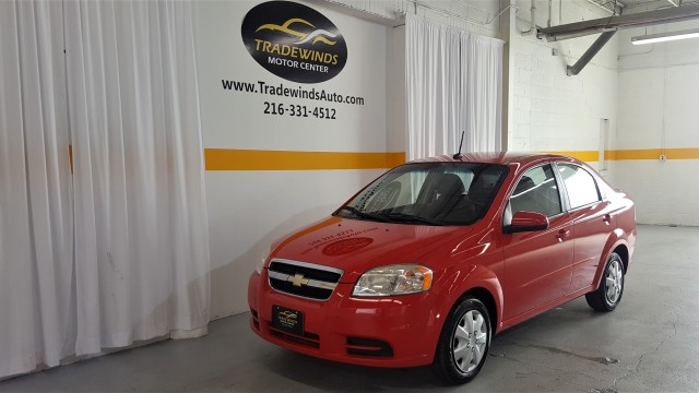 2010 Chevrolet Aveo Lt For Sale At Tradewinds Motor Center