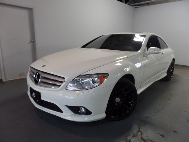 2008 Mercedes-Benz CL-Class CL550 in Cleveland