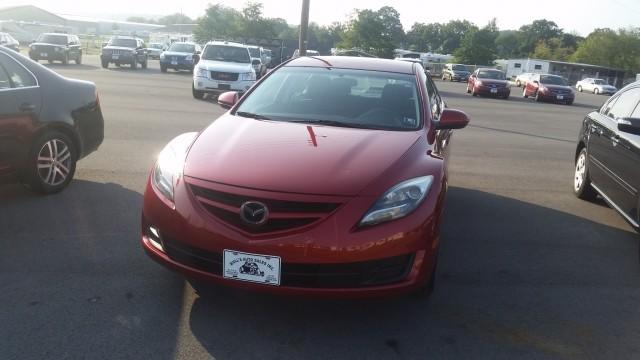 2012 Mazda Mazda6 I Sport for sale at Mull's Auto Sales