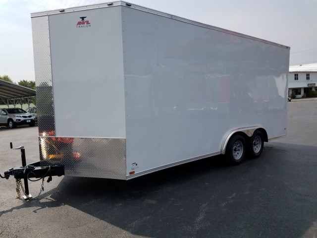 2019 ANVIL 8 X 18  for sale at Mull's Auto Sales