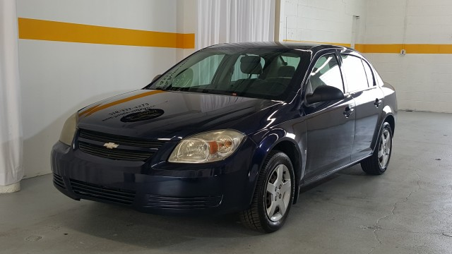2008 CHEVROLET COBALT LS for sale at Tradewinds Motor Center