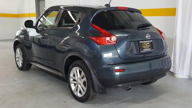 2012 NISSAN JUKE SL for sale at Tradewinds Motor Center