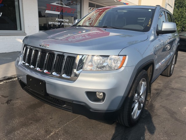 2012 JEEP GRAND CHEROKEE LAREDO for sale at Stewart Auto Group
