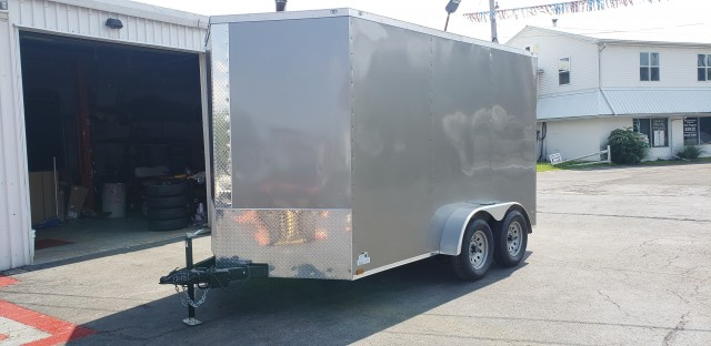 2020 ANVIL 7 X 12 ENCLOSED  for sale at Mull's Auto Sales