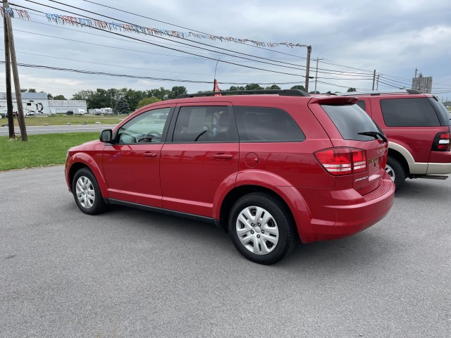 2016 Dodge Journey SE for sale at Mull's Auto Sales