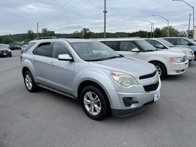 2011 Chevrolet Equinox 1LT AWD for sale at Mull's Auto Sales