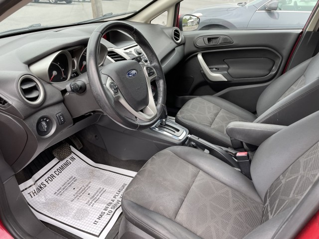 2012 Ford Fiesta SEL Sedan for sale at Mull's Auto Sales
