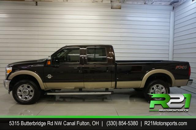 2013 Ford F-350 SD LARIAT CREW CAB 4WD for sale at R21 Motorsports