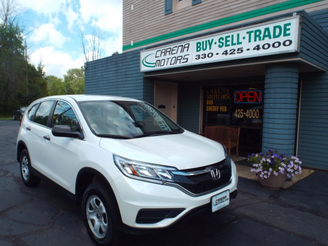 2016 HONDA CR-V LX for sale in Twinsburg, Ohio