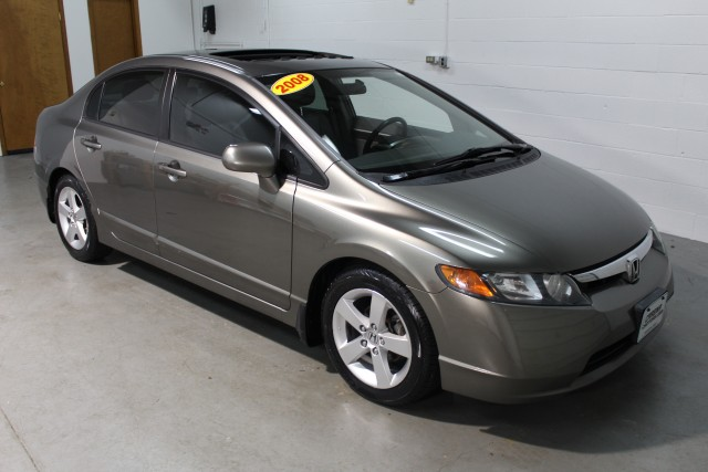 2008 HONDA CIVIC EX-L for sale | Used Cars Twinsburg | Carena Motors