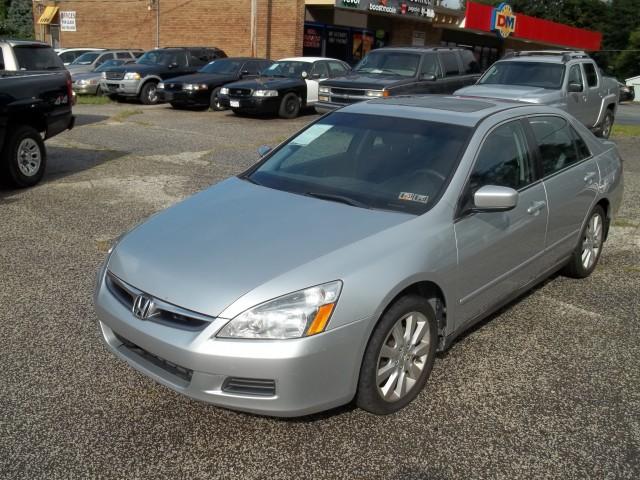 2006 HONDA ACCORD LX for sale at Action Motors