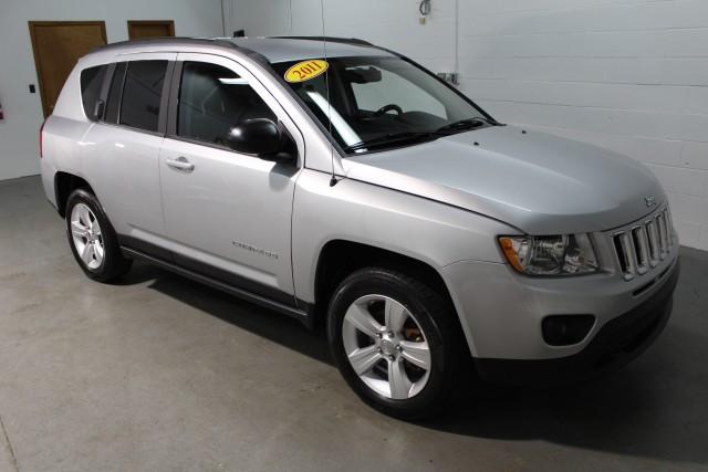 2011 JEEP COMPASS LATITUDE for sale | Used Cars Twinsburg | Carena Motors