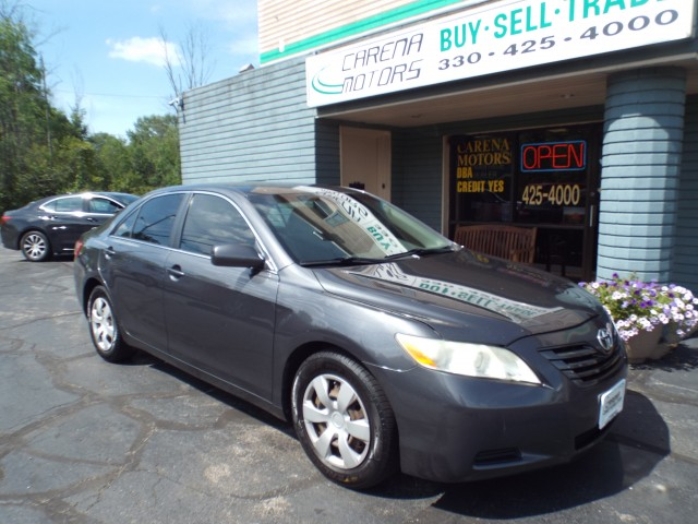 2009 TOYOTA CAMRY BASE for sale in Twinsburg, Ohio