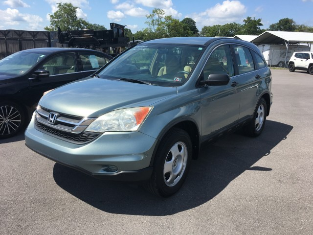 2010 Honda CR-V LX 4WD 5-Speed AT for sale at Mull's Auto Sales