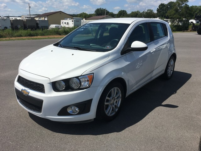 2014 Chevrolet Sonic LT Auto 5-Door for sale at Mull's Auto Sales