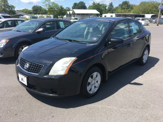 2008 Nissan Sentra 2.0 SL for sale at Mull's Auto Sales