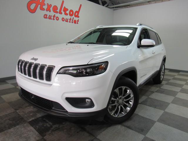 2021 Jeep Cherokee Latitude Lux 4WD