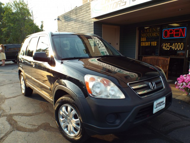 2006 HONDA CR-V EX for sale in Twinsburg, Ohio
