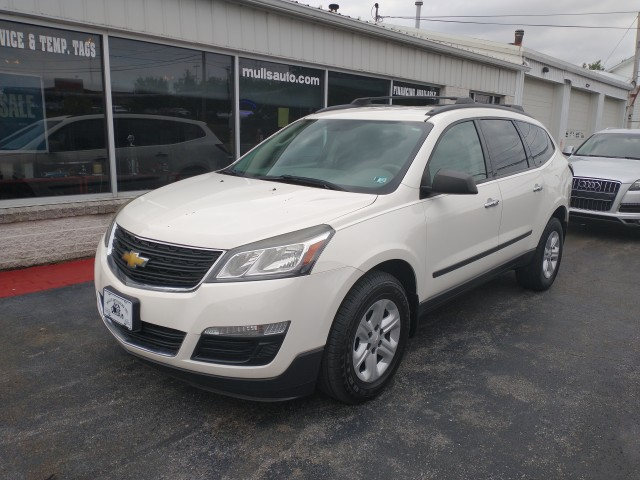 2015 Chevrolet Traverse LS AWD w/PDC for sale at Mull's Auto Sales