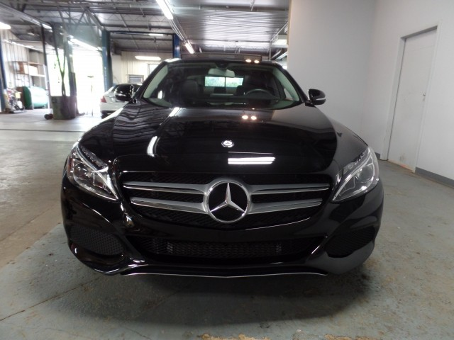 2015 mercedes benz c class c300 4matic sedan for sale at for Mercedes benz of akron hours