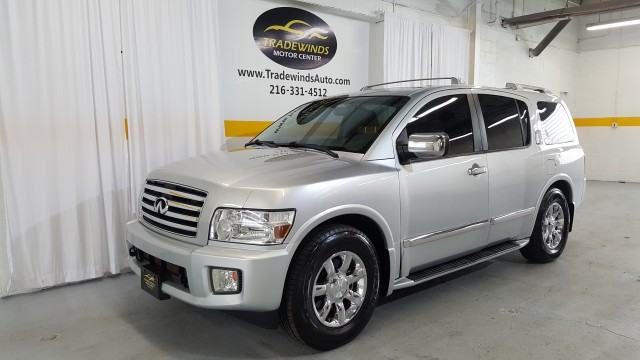 2007 INFINITI QX56  for sale at Tradewinds Motor Center