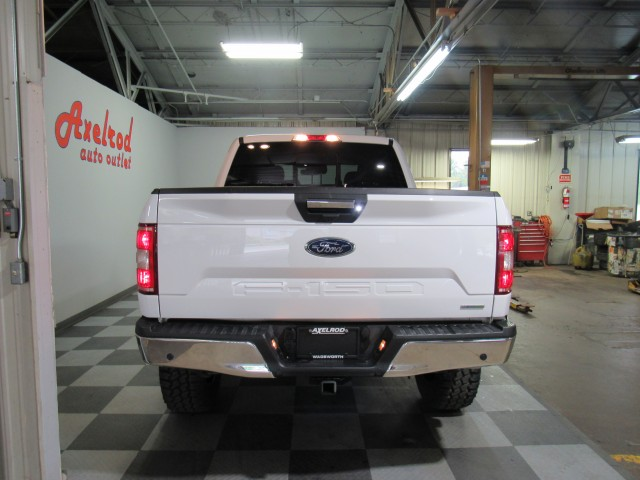 2018 Ford F-150 XLT SuperCrew 5.5-ft. Bed 4WD in Cleveland