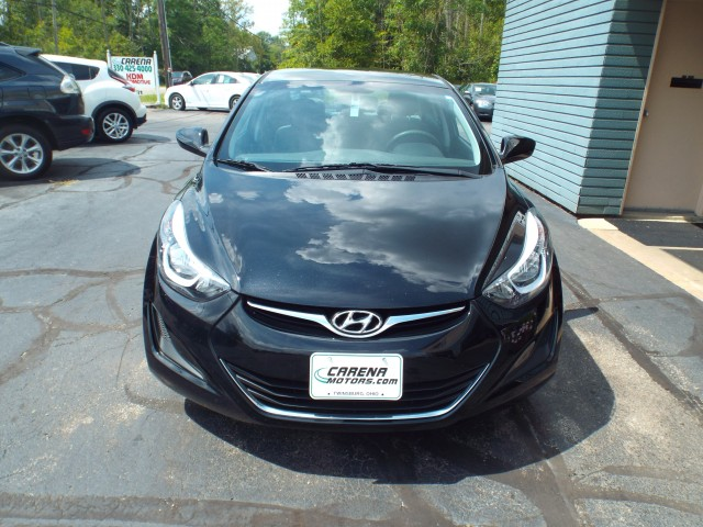 2016 HYUNDAI ELANTRA SE for sale at Carena Motors
