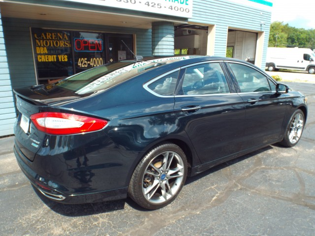 2014 FORD FUSION TITANIUM for sale at Carena Motors
