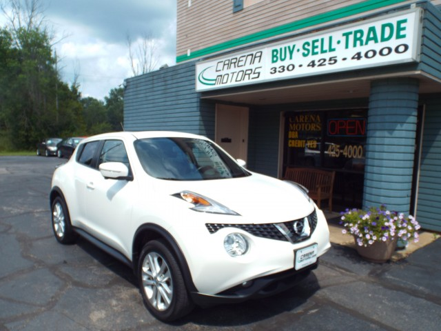 2016 NISSAN JUKE SL for sale in Twinsburg, Ohio