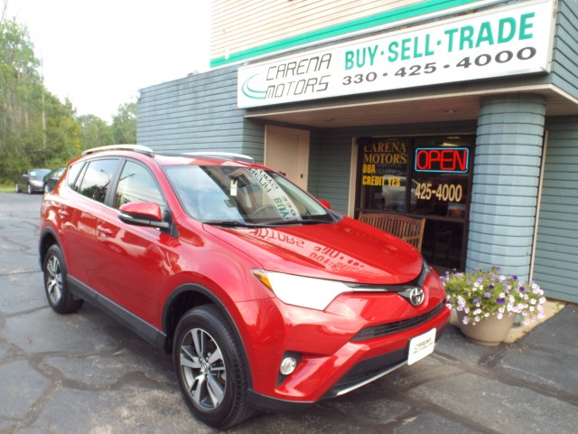 2016-TOYOTA-RAV4-XLE-FOR-SALE-Twinsburg-Ohio for sale at Carena Motors