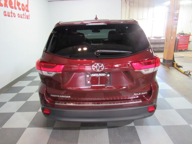 2019 Toyota Highlander XLE AWD V6 in Cleveland
