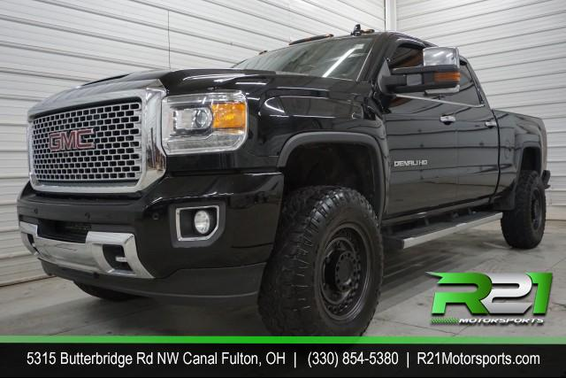 2017 FORD F-250 SD KING RANCH CREW CAB 4WD for sale at R21 Motorsports