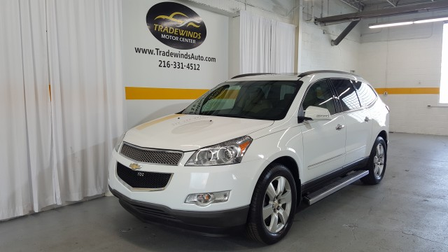 2009 CHEVROLET TRAVERSE LTZ for sale at Tradewinds Motor Center