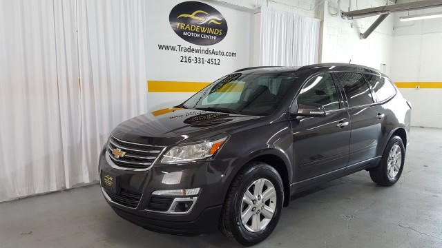 2013 CHEVROLET TRAVERSE LT for sale at Tradewinds Motor Center