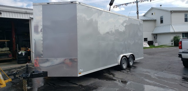 2020 ANVIL 8 x 20 enclosed  for sale at Mull's Auto Sales