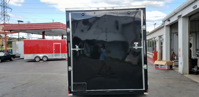 2020 ANVIL 7 X 14 ENCLOSED  for sale at Mull's Auto Sales