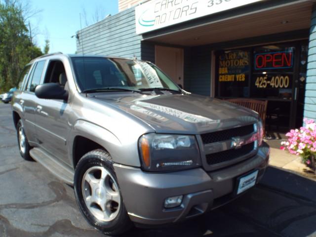 2008 CHEVROLET TRAILBLAZER LT for sale | Used Cars Twinsburg | Carena Motors