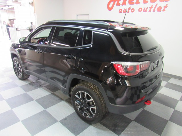2019 Jeep Compass Trailhawk 4WD in Cleveland