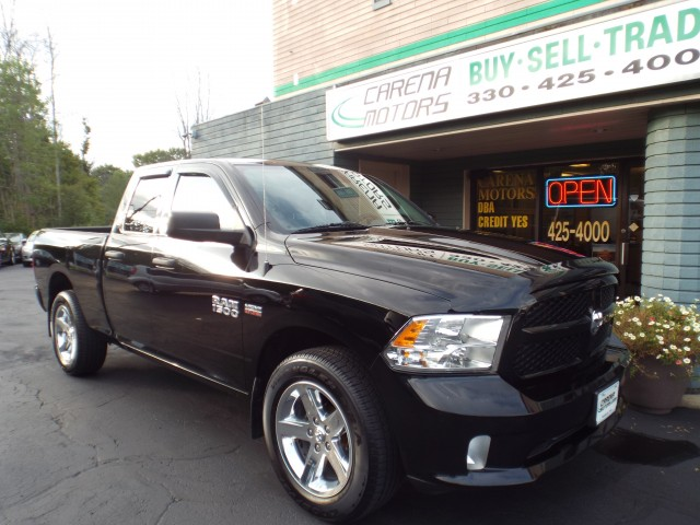 2014 RAM 1500 TRADESMAN for sale | Used Cars Twinsburg | Carena Motors
