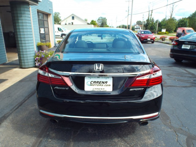 2016 HONDA ACCORD SPORT for sale at Carena Motors