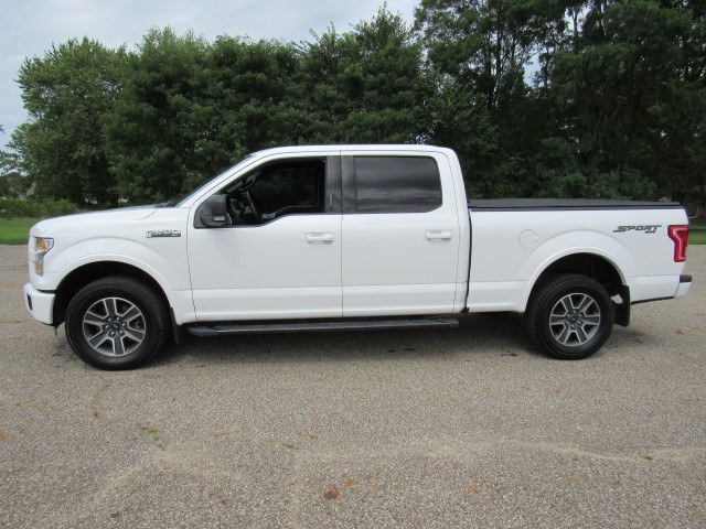 2016 Ford F-150 XLT SuperCrew 6.5-ft. Bed 4WD in Cleveland