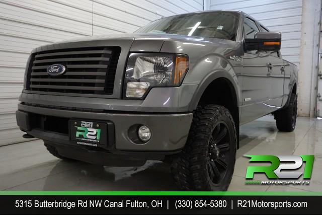 2008 FORD F-250 SD KING RANCH CREW CAB 4WD 6.4L POWERSTROKE DIESEL for sale at R21 Motorsports