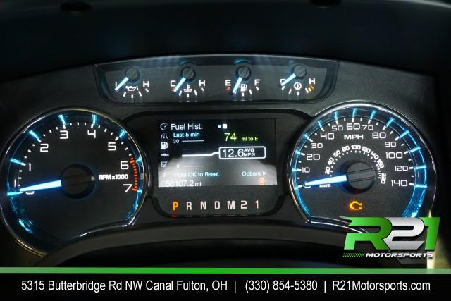 2011 FORD F-150 FX-4 CREW CAB--INMTERNET SALE PRICE ENDS SATURDAY JUNE 6TH for sale at R21 Motorsports