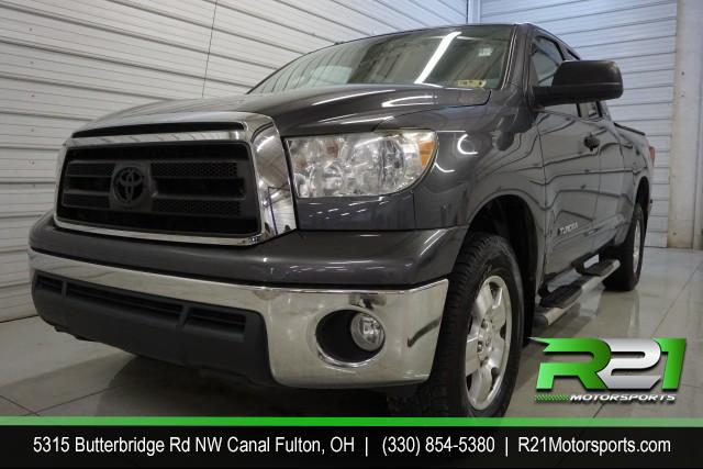 2014 Toyota Tundra SR5 5.7L V8 Double Cab 4WD--INTERNET SALE PRICE ABSOLUTELY ENDS SATURDAY NOVEMBER 23RD!! for sale at R21 Motorsports