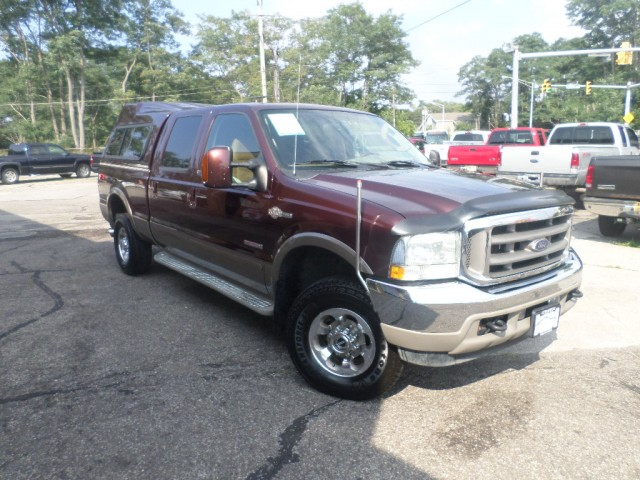 2004 FORD F250 SUPER DUTY for sale at Action Motors