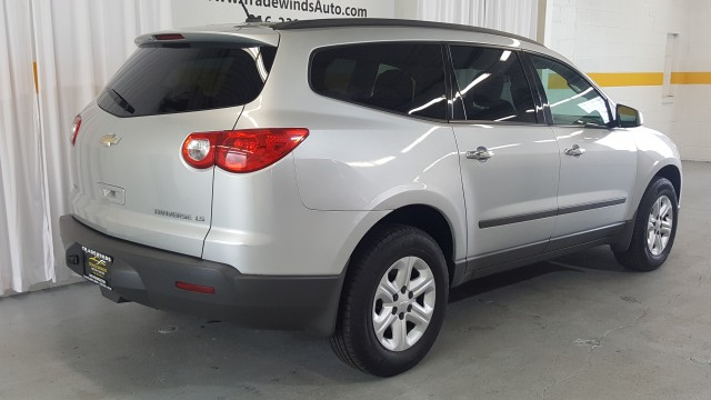 2012 CHEVROLET TRAVERSE LS for sale at Tradewinds Motor Center