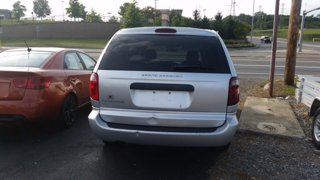 2006 Dodge Grand Caravan SE for sale at Mull's Auto Sales