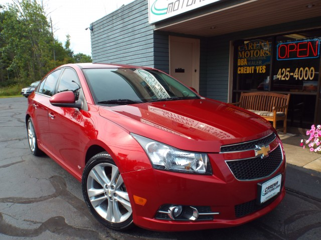 2014 CHEVROLET CRUZE LTZ for sale | Used Cars Twinsburg | Carena Motors