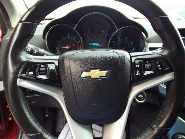 2014 CHEVROLET CRUZE LTZ for sale at Carena Motors